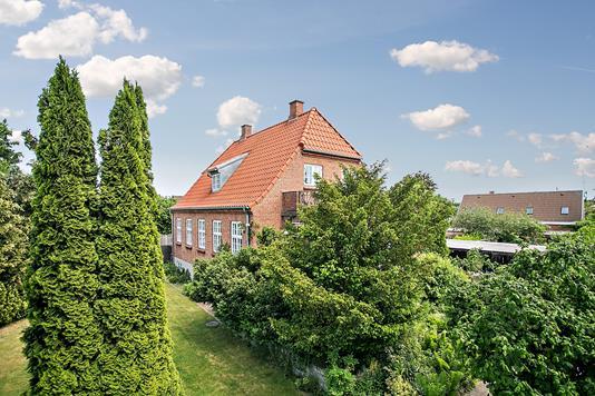 Villa på Vordingborgvej i Køge - Ejendommen