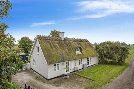 Villa på Langemarksvej i Store Heddinge - Ejendommen