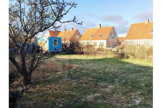 Villa på Byledsgade i Rønne - Andet
