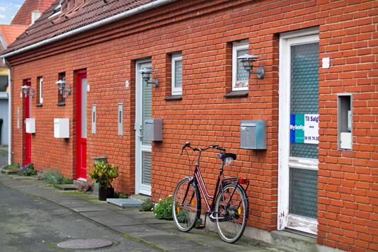 Ejerlejlighed på Knudsvej i Rønne - Ejendommen