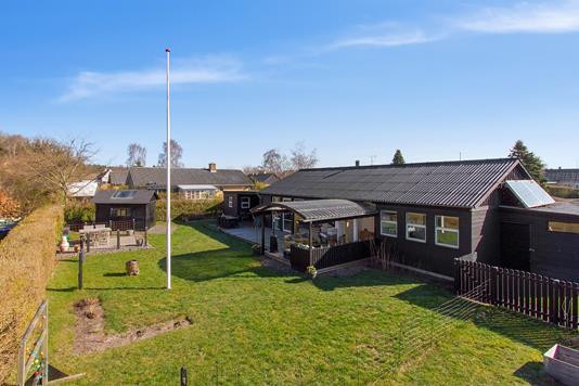 Villa på Povl Ankers Vej i Rønne - Ejendommen