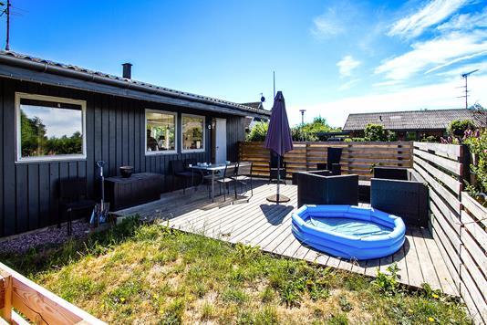 Villa på Toftelunden i Hasle - Have