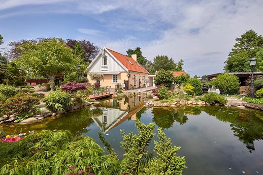 Villa på Jydebjergvej i Græsted - Ejendommen