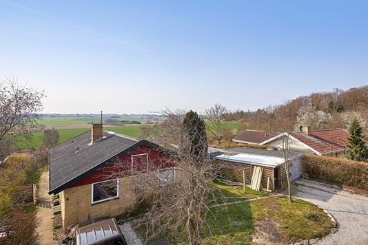 Villa på Stubben i Vejby - Ejendommen