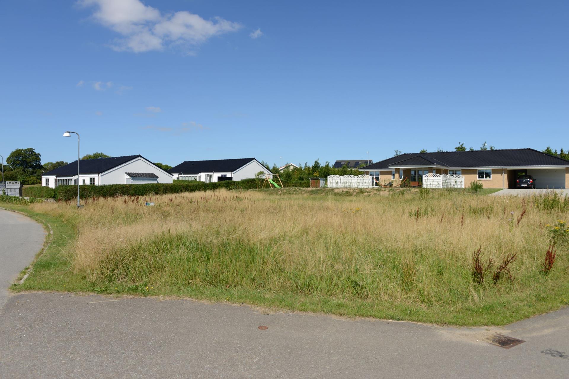 Helårsgrund på Olsbjergvej i Vordingborg - Grund