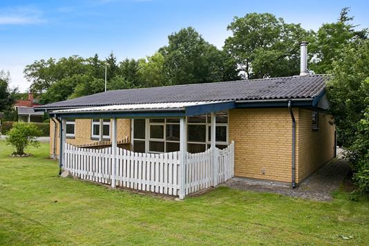 Villa på Nyraad Hovedgade i Vordingborg - Ejendommen