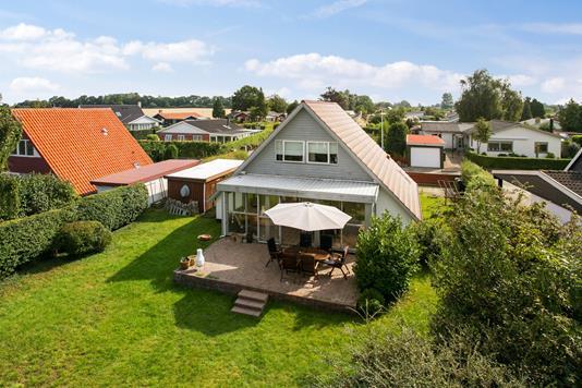 Villa på Ahornvej i Vordingborg - Ejendommen