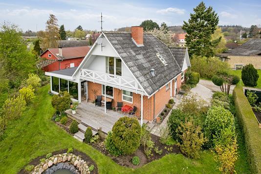 Villa på Langebæk Gade i Langebæk - Ejendommen