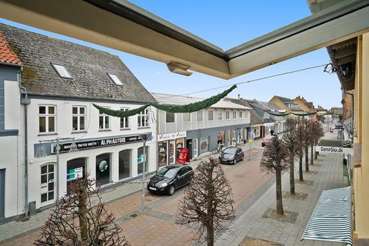 Ejerlejlighed på Algade i Vordingborg - Udsigt