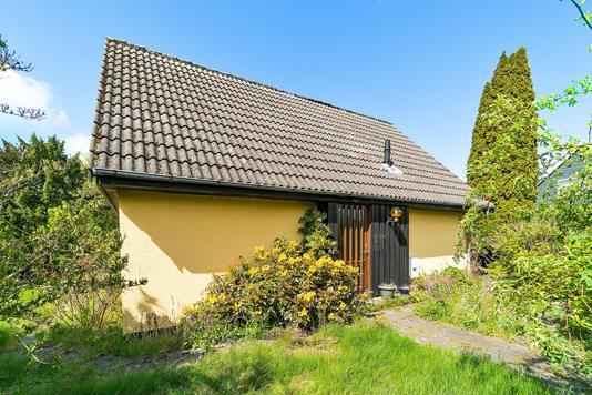 Villa på Ahornvej i Vordingborg - Set fra haven