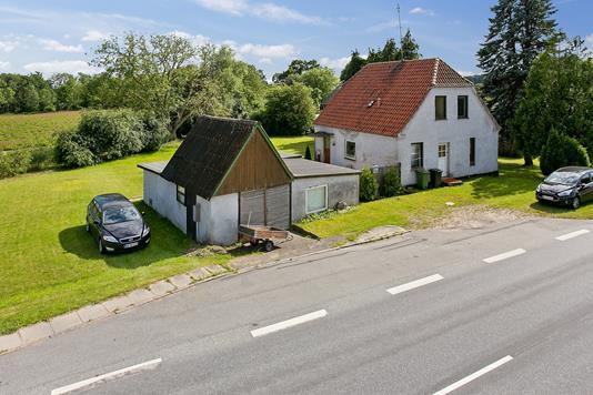 Villa på Gl Vordingborgvej i Langebæk - Ejendommen