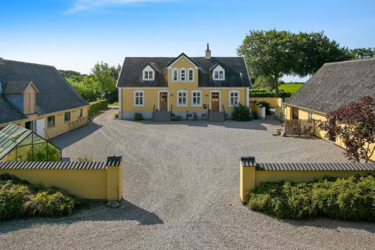 Landejendom på Skaverupvej i Vordingborg - Ejendommen