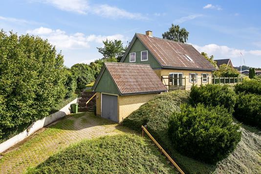 Villa på Søbakken i Vordingborg - Ejendommen