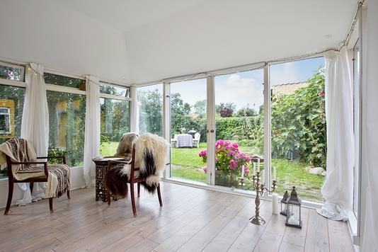 Villa på Orevej i Vordingborg - Stue