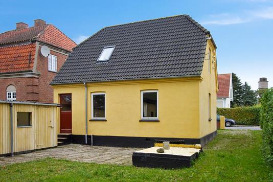 Villa på Lilliendalsvej i Mern - Ejendommen