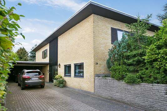 Villa på Aagaardsvej i Vordingborg - Ejendommen