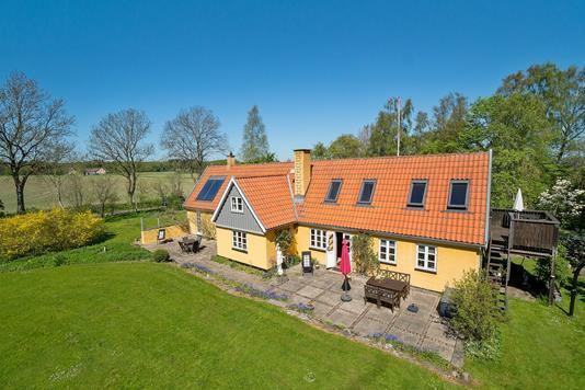 Villa på Teglstrupvej i Præstø - Ejendommen