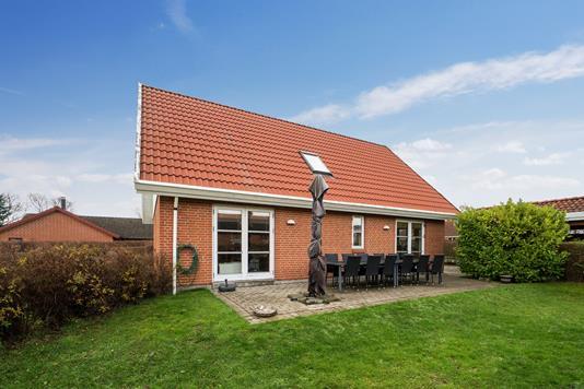Villa på Ørredbakken i Vordingborg - Ejendommen