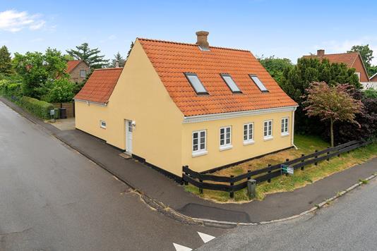 Villa på Søvej i Kalvehave - Ejendommen
