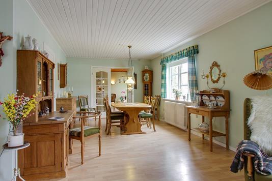 Villa på Birkealle i Vordingborg - Stue