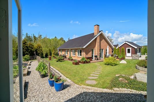 Villa på Røstofte Mark i Mern - Udsigt