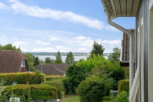 Villa på Hjortsøgaardvej i Kalvehave - Udsigt