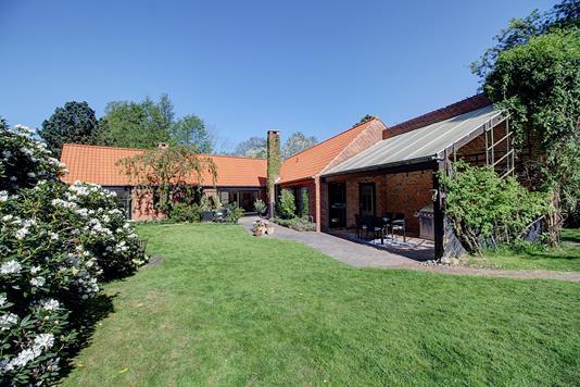 Villa på Skråvej i Bagsværd - Ejendommen