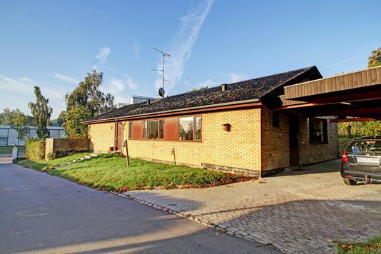 Villa på Bagsværd Hovedgade i Bagsværd - Ejendommen