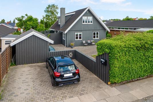 Villa på Råvænget i Bagsværd - Ejendom 1