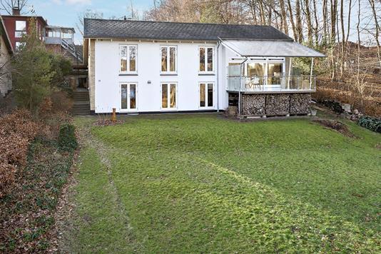 Villa på Slotsparken i Bagsværd - Ejendommen