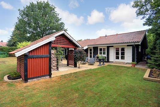 Villa på Aldershvilevej i Bagsværd - Ejendommen
