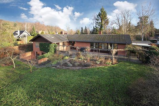 Villa på Langemosevej i Bagsværd - Ejendommen