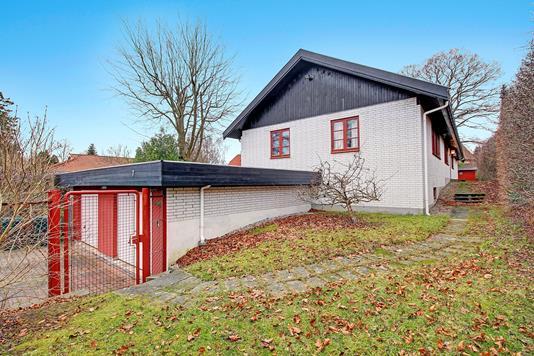 Villa på Søvej i Bagsværd - Ejendommen