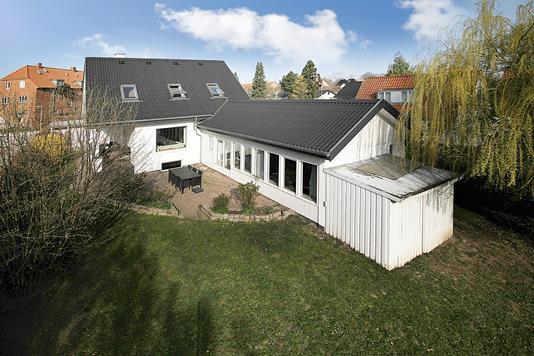 Villa på Rugtoften i Bagsværd - Ejendommen