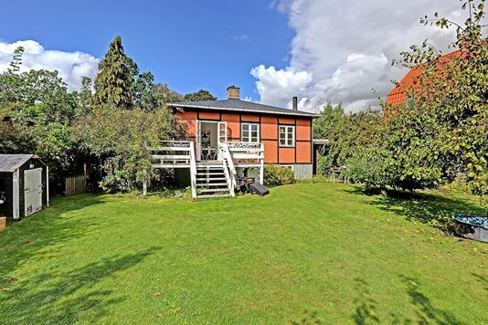 Villa på Frodesvej i Bagsværd - Ejendommen