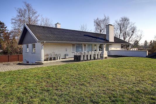Villa på Vandkarsevej i Bagsværd - Ejendommen