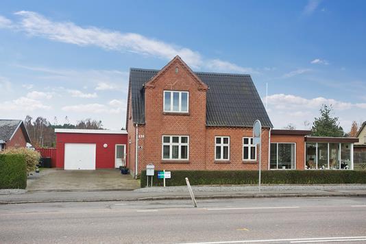 Villa på Gaabensevej i Nykøbing F - Ejendommen