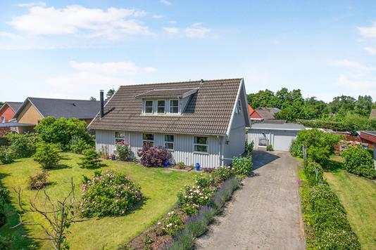Villa på Lodsstræde i Gedser - Ejendommen