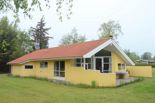 Fritidsbolig på Sv. Månssonsvej i Gedser - Ejendommen