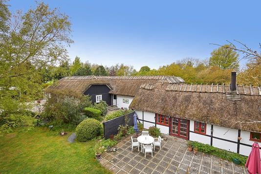 Villa på Stokkebrovej i Vejby - Ejendommen