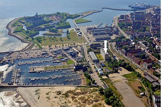 Ejerlejlighed på Nordlysvænget i Helsingør - Andet