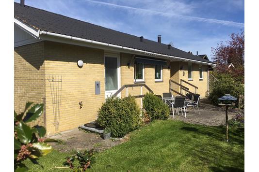 Villa på Jernbane Alle i Espergærde - Andet