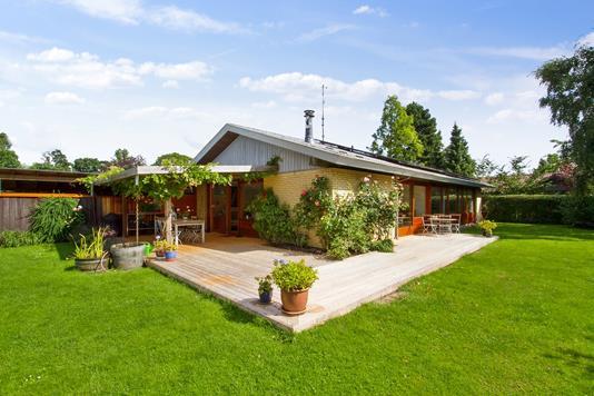 Villa på Piavej i Espergærde - Ejendommen