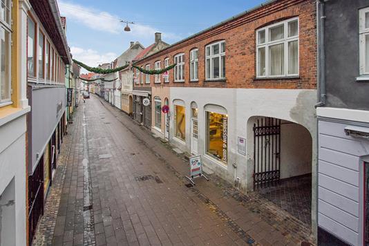Ejerlejlighed på Sct Olai Gade i Helsingør - Ejendommen