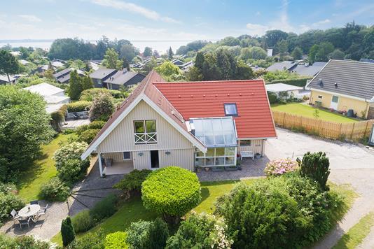 Villa på Valnøddevænget i Helsingør - Ejendommen