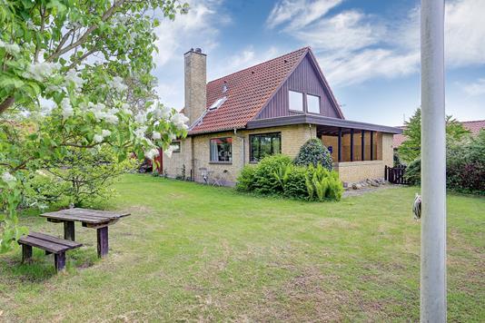 Villa på Nørremarken i Espergærde - Ejendommen