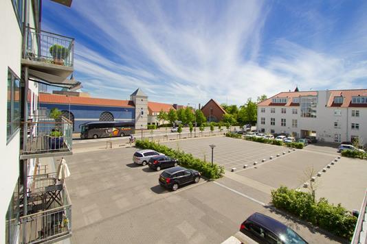 Ejerlejlighed på Murergade i Helsingør - Udsigt