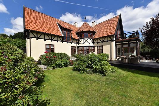 Villa på Søndre Strandvej i Helsingør - Ejendommen
