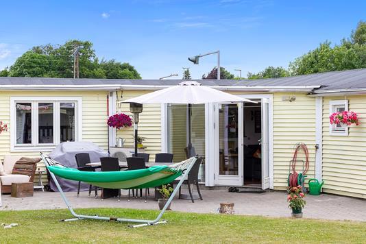 Villa på Gurrevej i Helsingør - Ejendommen
