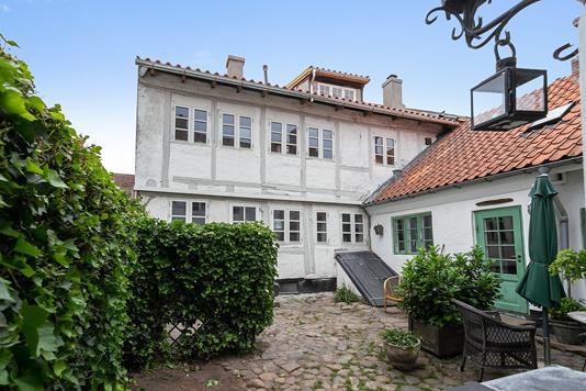 Villa på Skyttenstræde i Helsingør - Ejendommen